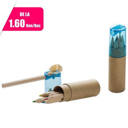 Creioane Colorate - Backy
