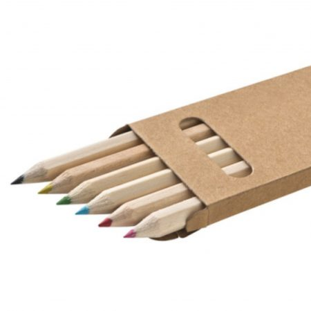 set creioane colorate minnie