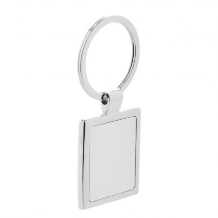 breloc metal rectangle