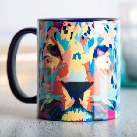 cana ceramica tiparita