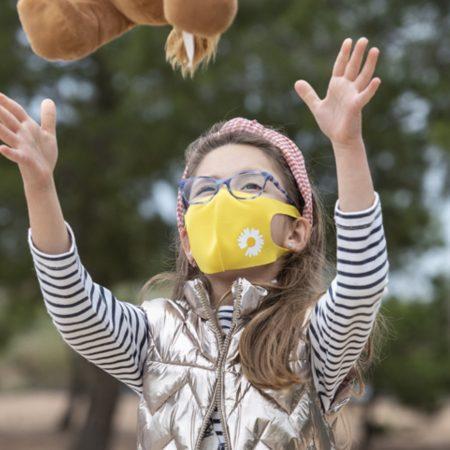 masca personalizata copii